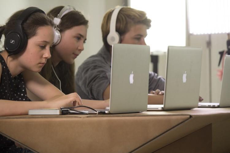 Advanced In-School Classes