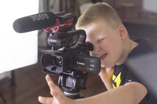 KCA Cameraman