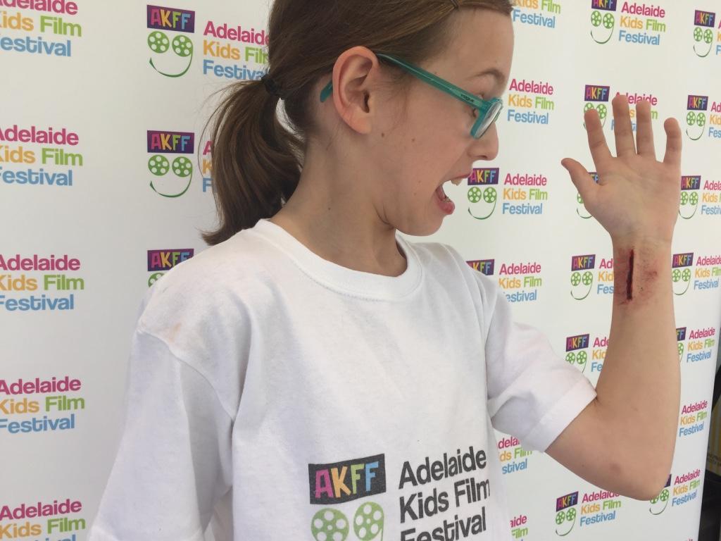 Sfx Makeup Kids Camera Action